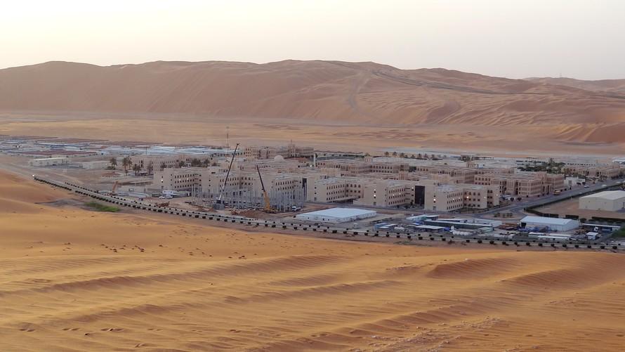 Giá dầu tiếp tục tăng mạnh vì bất ổn Trung Đông