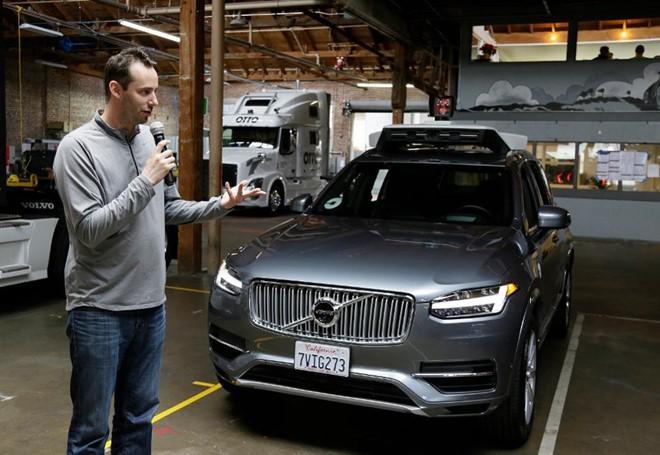 Cựu kỹ sư cao cấp của Google bị buộc tội bán công nghệ cho Uber