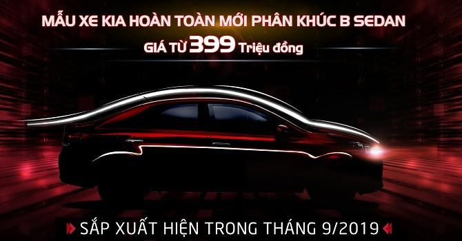 Kia Việt Nam nhận đặt hàng mẫu xe giá chỉ từ 399 triệu đồng