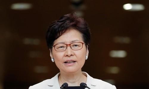 Lãnh đạo Hong Kong sắp đối thoại công khai với dân