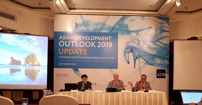 ADB hạ dự báo lạm phát của Việt Nam năm 2019 từ 3,5% xuống 3%