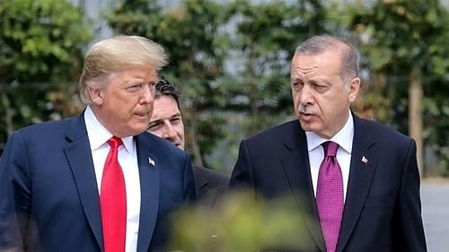 Những đòn giáng của Mỹ lên kinh tế Thổ Nhĩ Kỳ