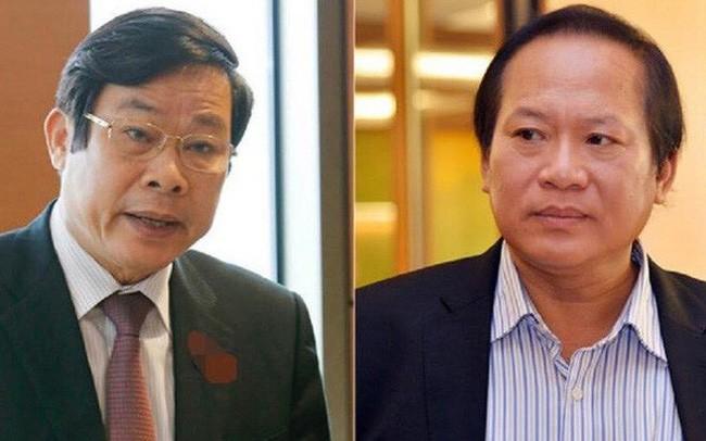 Hai cựu Bộ trưởng Thông tin - truyền thông bị kê biên nhà đất, phong tỏa hàng tỷ đồng tài khoản gửi ngân hàng