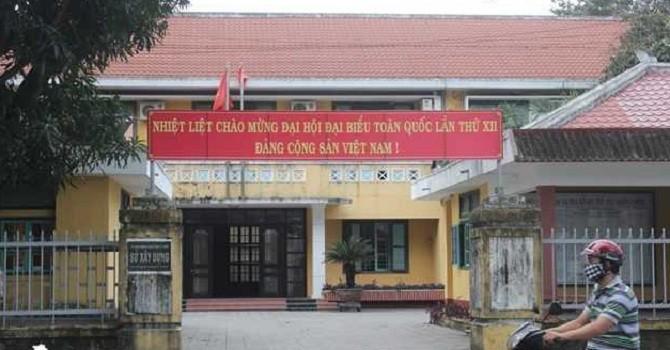 Kỷ luật hai cựu lãnh đạo Sở Xây dựng Thừa Thiên Huế