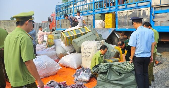 TP.HCM thu gần 5.853 tỷ đồng từ chống buôn lậu, gian lận thương mại