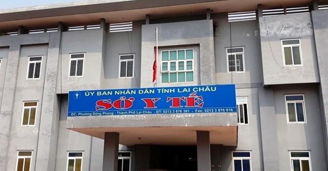 Lai Châu: Kỷ luật 3 cán bộ liên quan sai phạm tại Sở Y tế