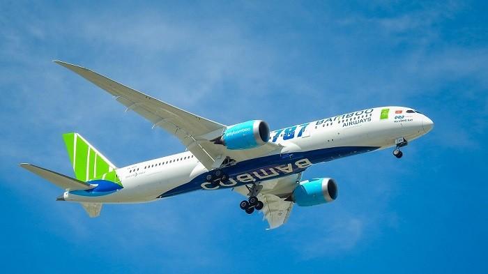 Xuất hiện hình ảnh chiếc 787-9 Dreamliner tiếp theo của Bamboo Airways đang rời xưởng Boeing