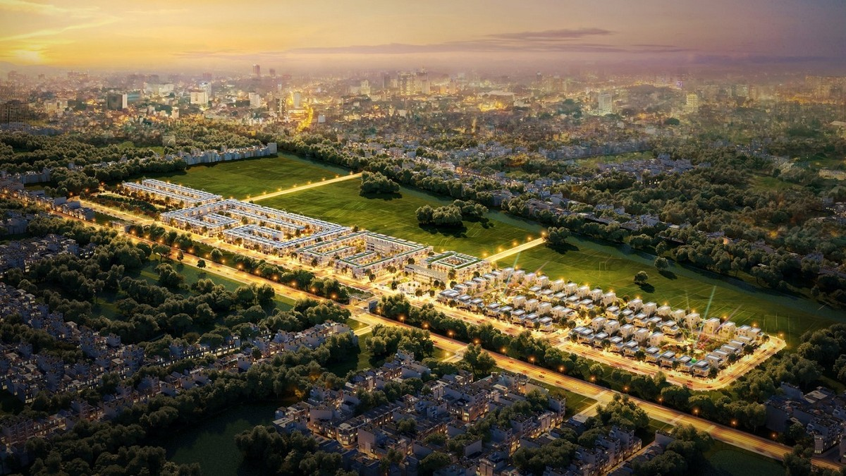 Chỉ báo thị trường bất động sản 2020 từ kế hoạch của các doanh nghiệp niêm yết
