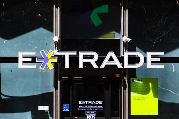 Morgan Stanley sẽ thâu tóm công ty E*Trade với giá 13 tỷ USD