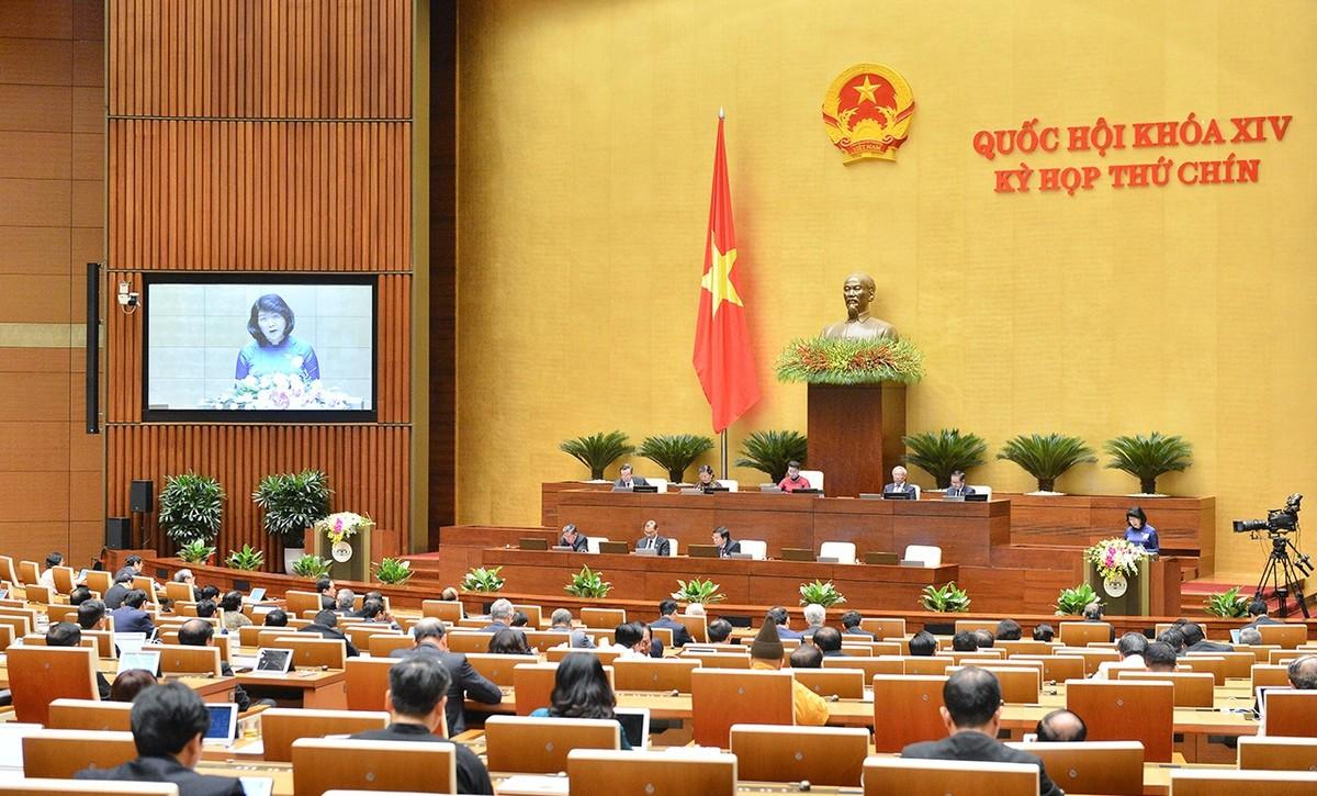 Sẽ chỉnh lý dự thảo Nghị quyết của Quốc hội về phê chuẩn EVFTA, EVIPA