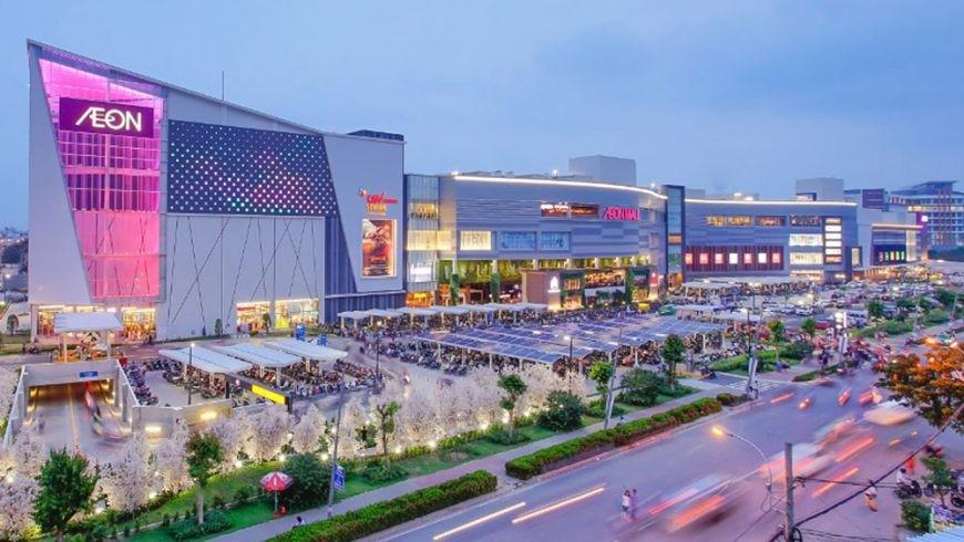 """Aeon muốn rót vốn """"khủng"""" xây bãi đỗ xe kết hợp trung tâm thương mại tại Giáp Bát"""