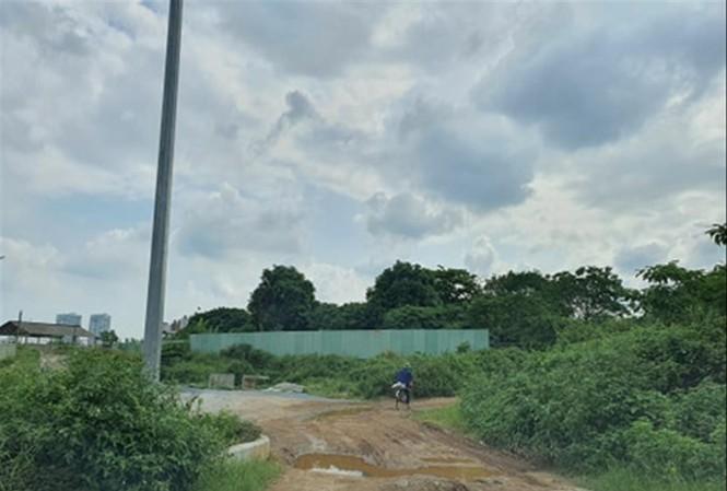 Dự án BT tại Hà Nội: Bán hết nhà, đường vẫn ì ạch