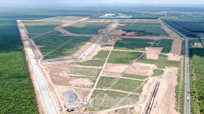 Cận cảnh khu tái định cư sân bay Long Thành rộng 280 ha