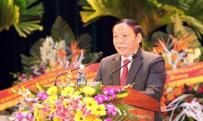 Bí thư Tỉnh ủy Quảng Trị làm Thứ trưởng Bộ Văn hóa, Thể thao và Du lịch