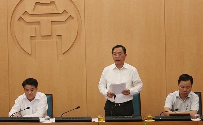 Hà Nội bổ sung mẫu test nhanh cho các quận, huyện  trong ngày 1/8