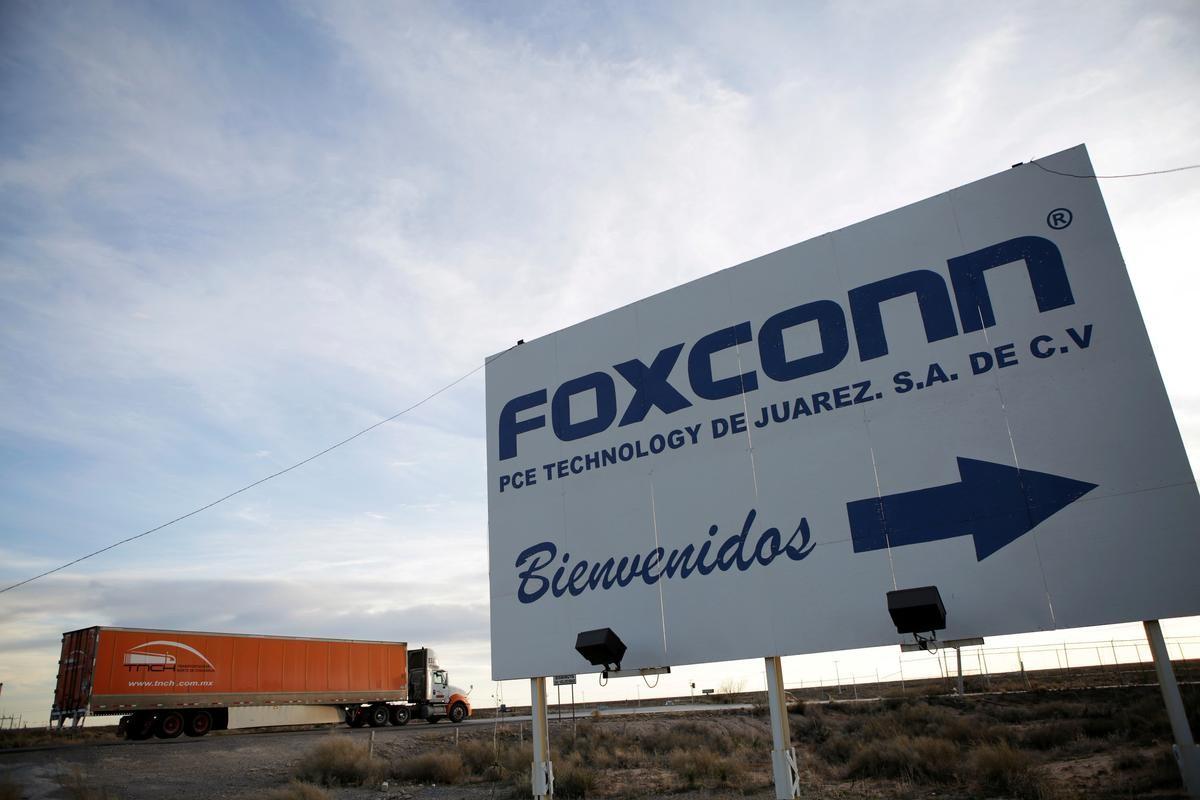 Đối tác sản xuất iPhone sẽ dời nhà máy sang Mexico?