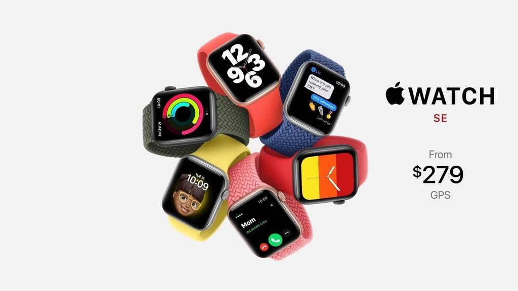 Watch SE giá rẻ sẽ giúp Apple độc chiếm thị trường