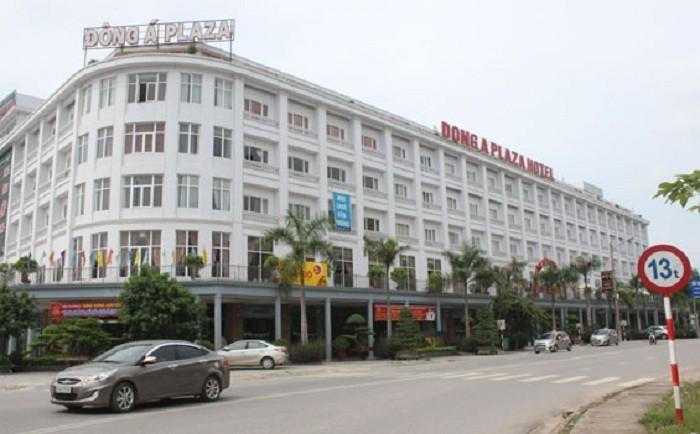 Đông Á Hotel (DAH) bị phạt 155 triệu đồng vì một loạt vi phạm