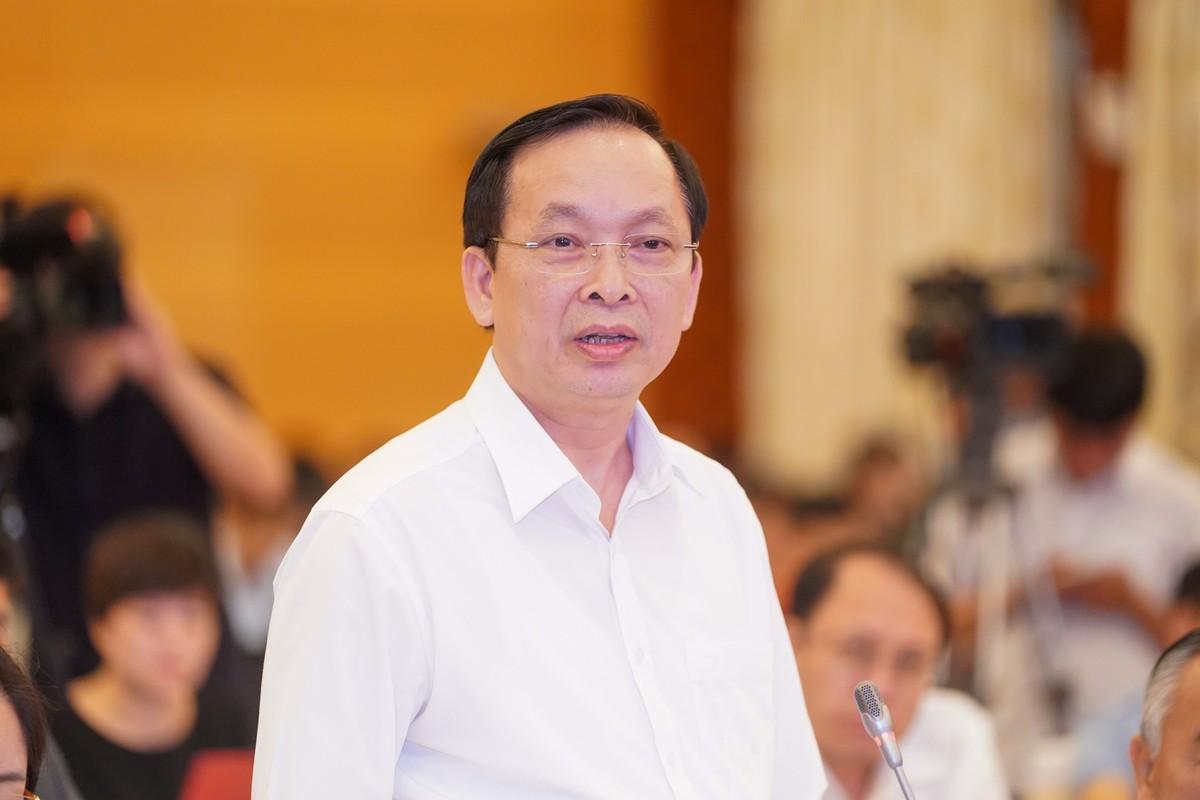 Phó Thống đốc Đào Minh Tú: Tăng trưởng tín dụng có dấu hiệu tích cực
