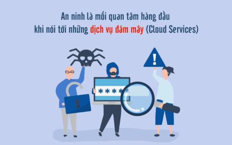 5 tiêu chuẩn bắt buộc một Cloud Server cần đáp ứng