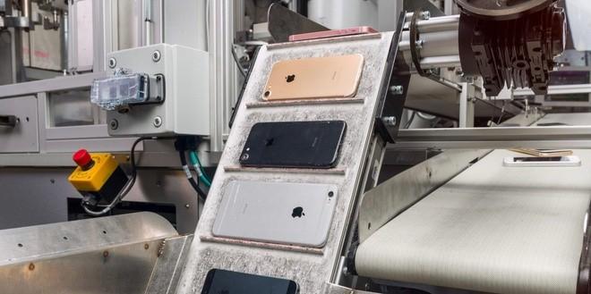 Đối tác Apple tuồn hơn 100.000 iPhone, iPad ra thị trường