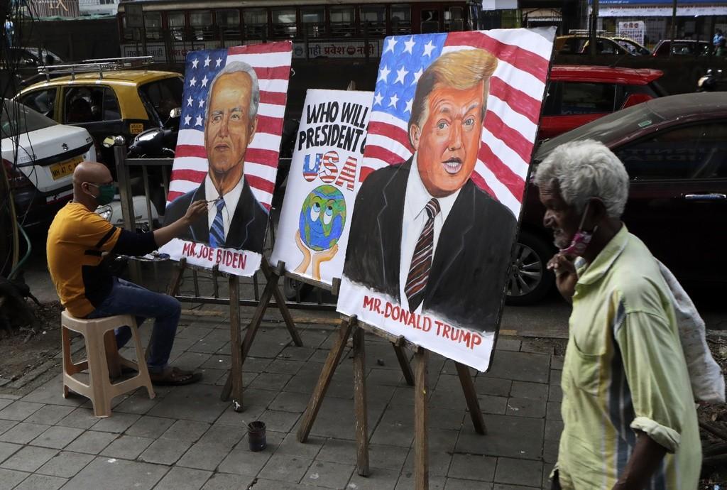 Hơn 1 tỷ USD đổ vào thị trường cá cược cuộc đua Trump - Biden