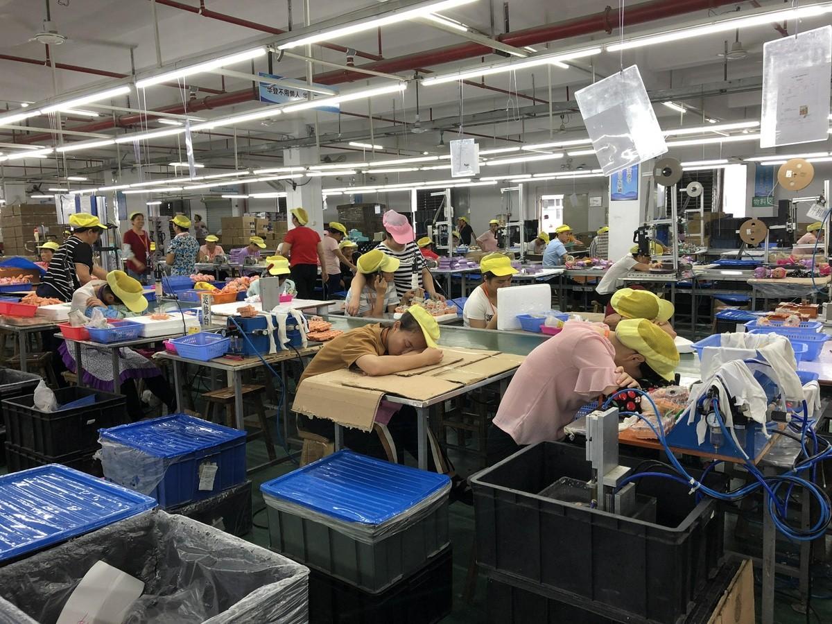 Vì sao các nhà máy tồi tàn ở Trung Quốc được sản xuất hàng cao cấp?