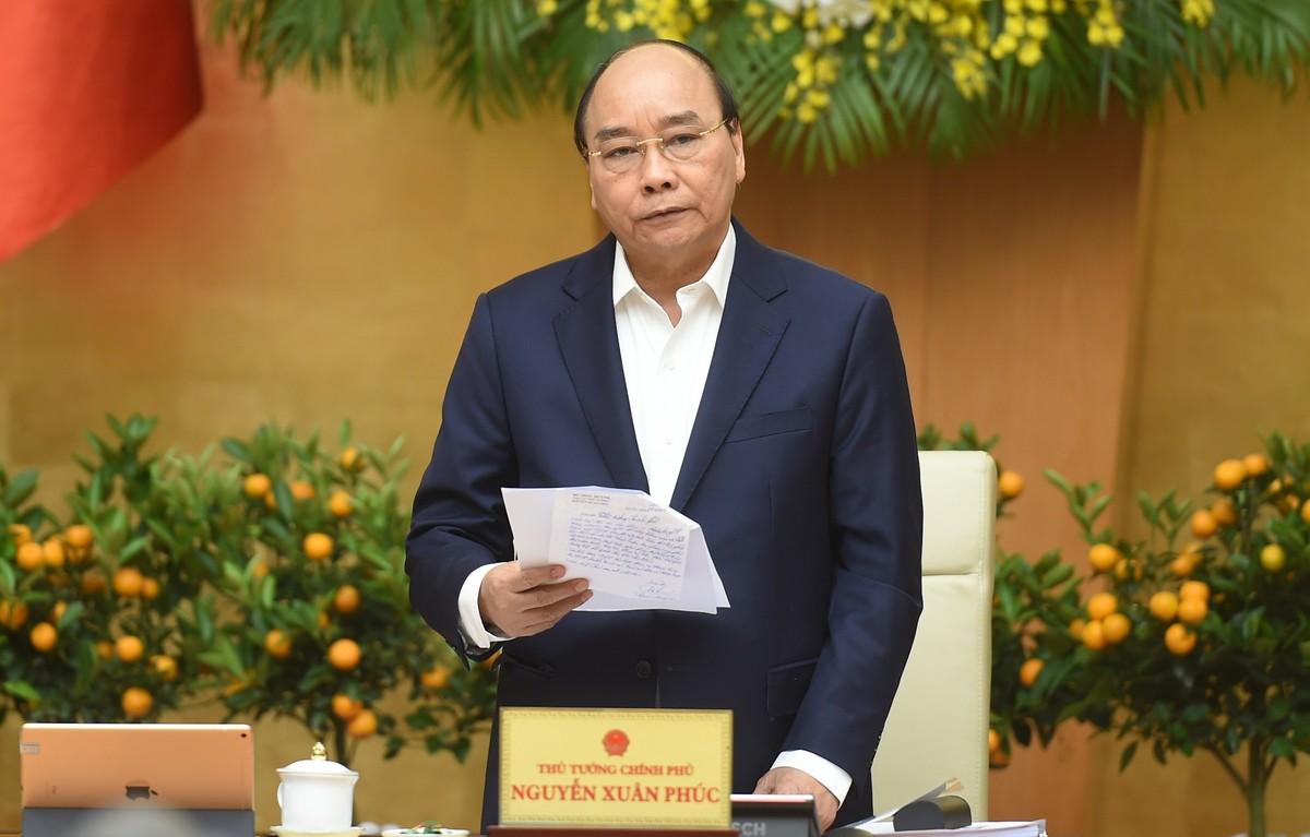 Thủ tướng yêu cầu tiếp tục triển khai các giải pháp hỗ trợ doanh nghiệp, người dân