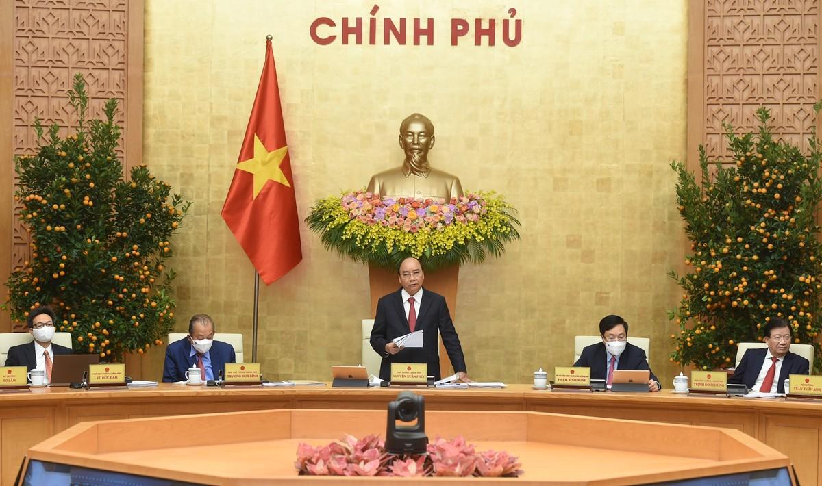 """Thủ tướng: """"Xu hướng dòng vốn vào Việt Nam rất rõ ràng"""""""