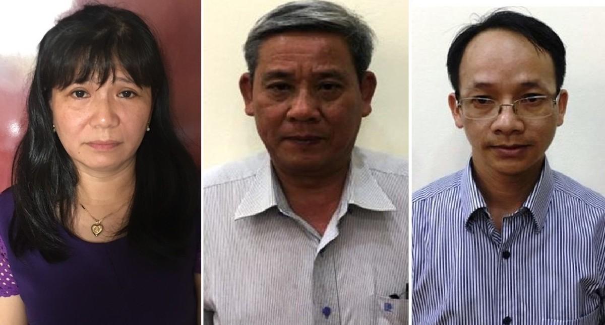 Khởi tố thêm 3 bị can vụ án tại Tổng Công ty Nông nghiệp Sài Gòn