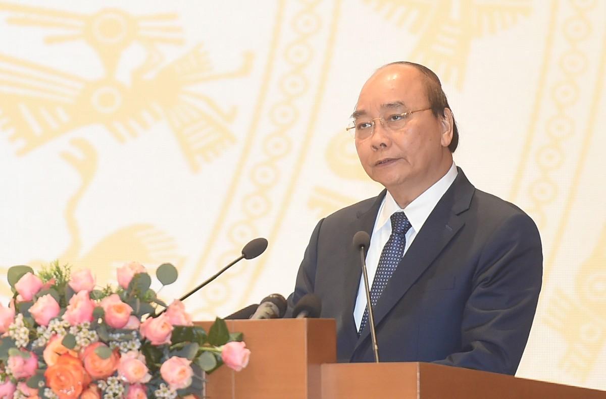 """Thủ tướng: Tăng cường minh bạch cải cách hành chính để """"tiếng kêu"""" của người dân, doanh nghiệp ít đi"""