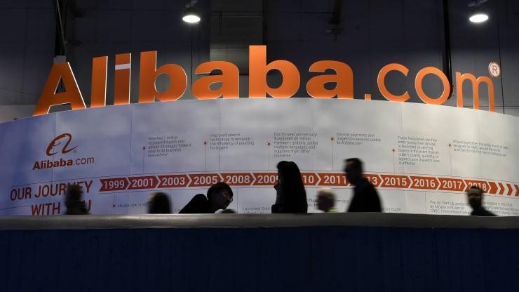 Alibaba đánh mất vị thế bá chủ thương mại điện tử Trung Quốc