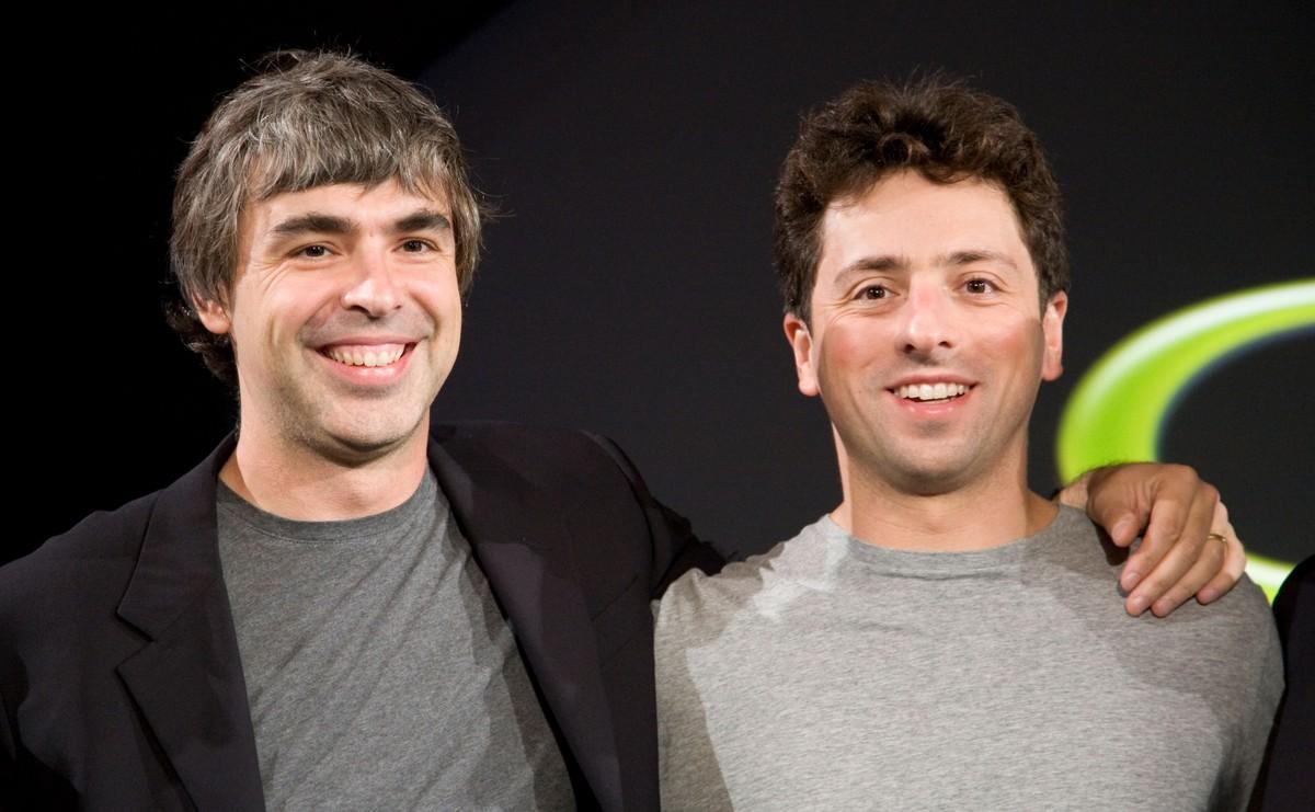 Hai đồng sáng lập Google gia nhập câu lạc bộ 100 tỷ USD