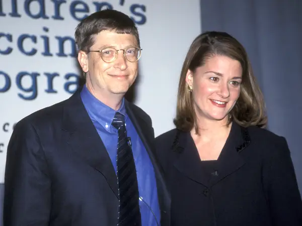 Bill va Melinda Gates ly hon anh 1