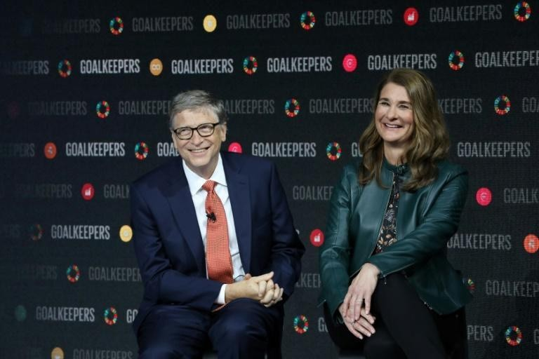 Bill va Melinda Gates ly hon anh 10