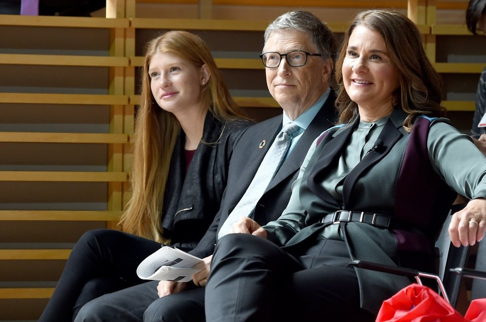 Bill va Melinda Gates ly hon anh 11
