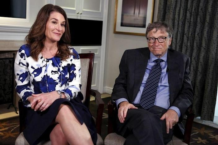 Bill va Melinda Gates ly hon anh 12