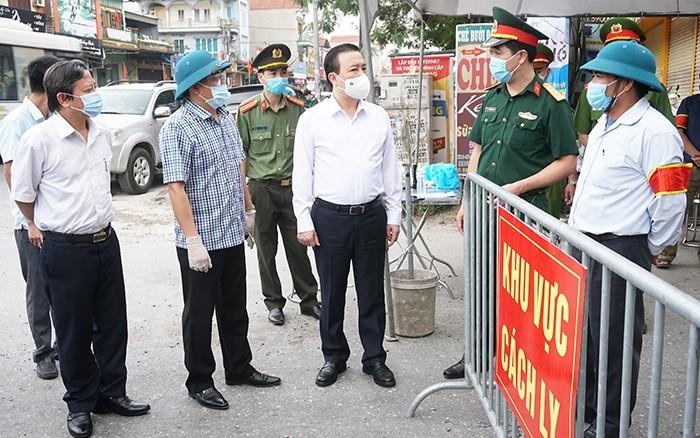 Hà Nội: Yêu cầu công an điều tra trường hợp đi du lịch Đà Nẵng về không khai báo và làm lây lan Covid-19