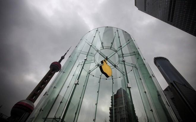 Apple có thể đã nhượng bộ Trung Quốc