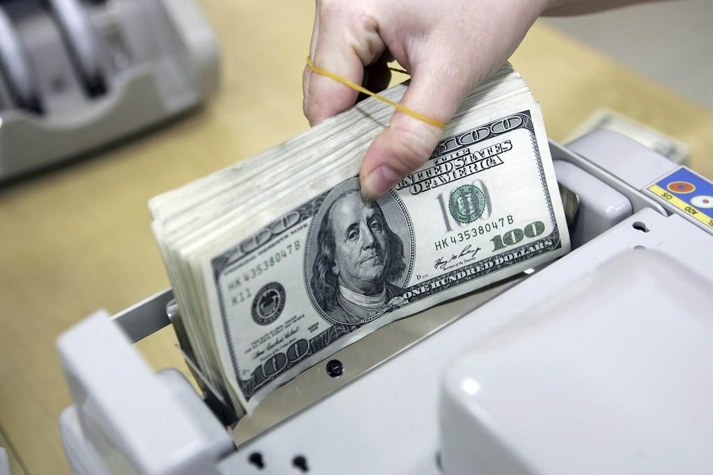Giá USD tại các ngân hàng đồng loạt tăng nhẹ