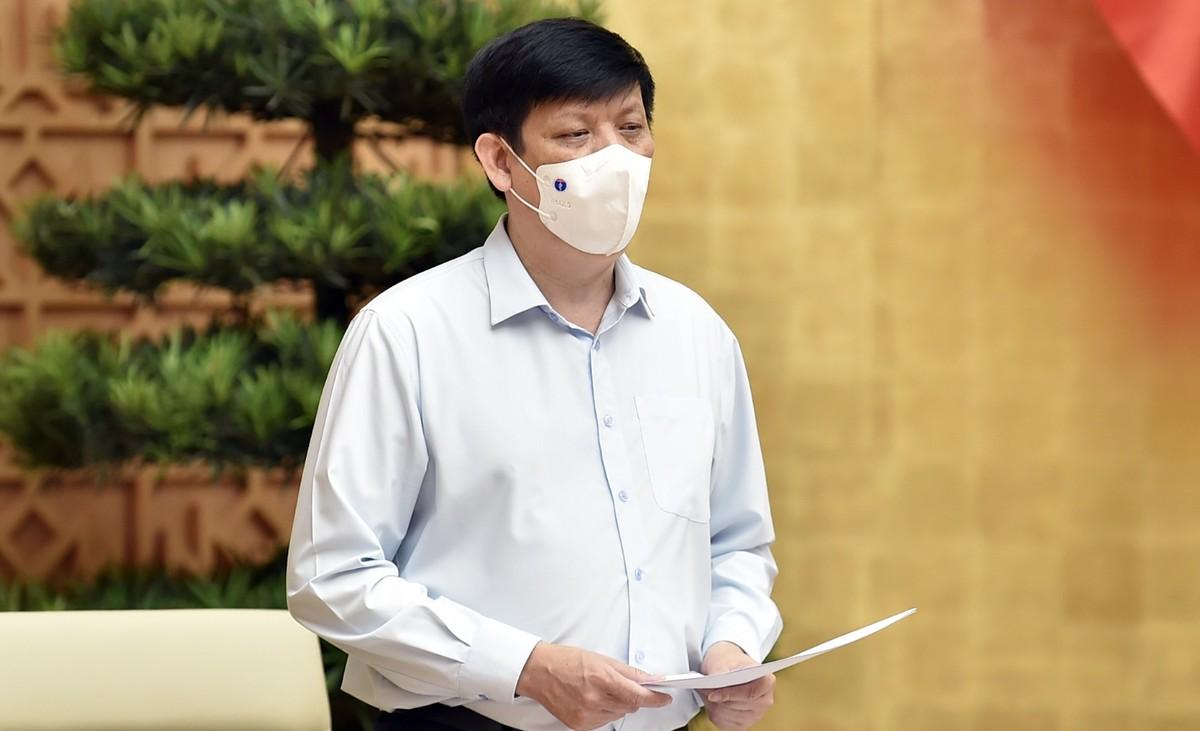Cấp 300.000 liều vaccine cho Bắc Giang và Bắc Ninh, dự kiến hoàn thành tiêm trong 1-2 tuần