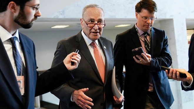 Thượng viện Mỹ thông qua dự luật cạnh tranh với Trung Quốc