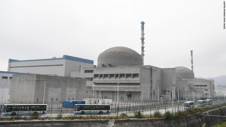 Mỹ liên tục họp vì báo cáo nguy cơ rò rỉ phóng xạ ở Trung Quốc