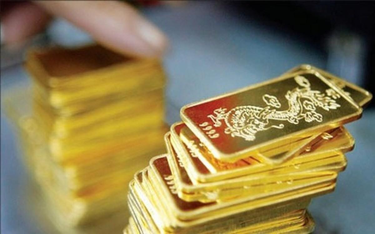 Chênh lệch giá vàng trong nước và thế giới hơn 7 triệu đồng/lượng