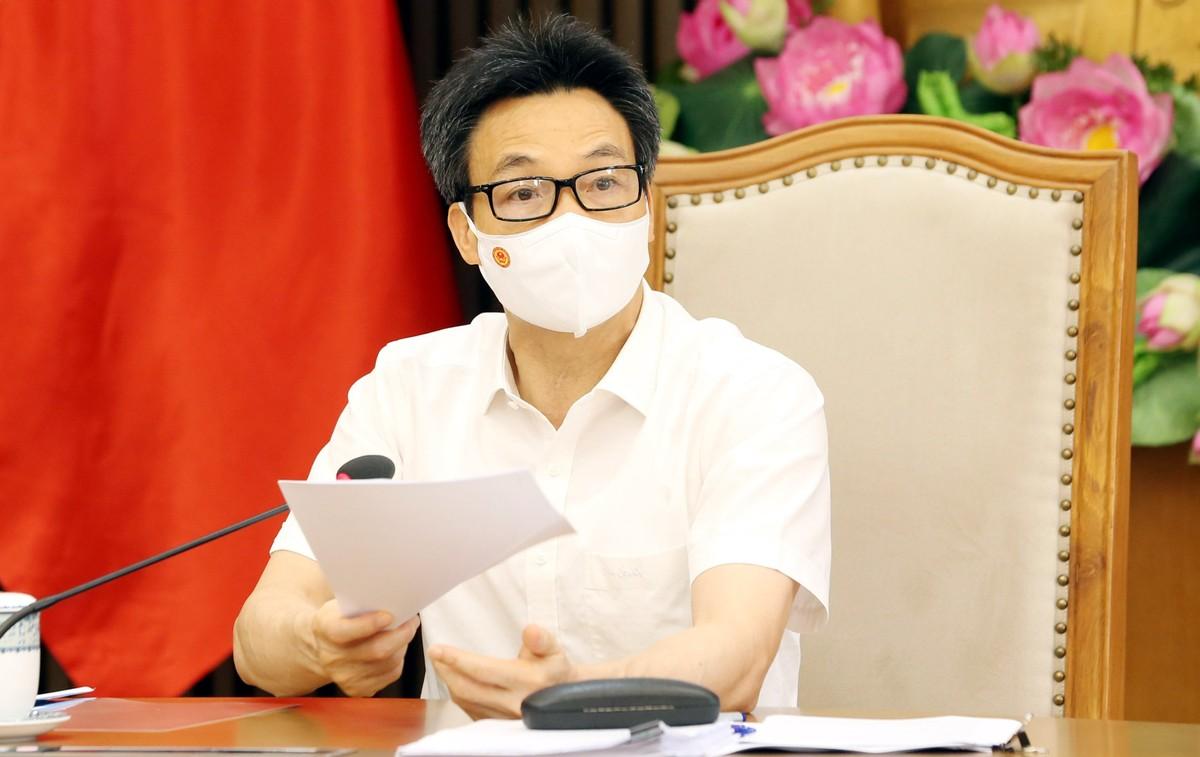 Việt Nam phấn đấu có nhà máy sản xuất vaccine Covid-19 quy mô lớn cuối năm nay