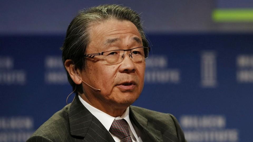 Cổ đông nước ngoài phế truất chủ tịch Toshiba