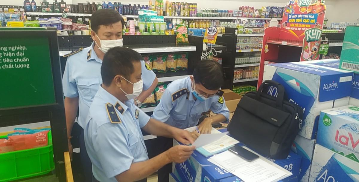 Đồng Nai lập biên bản 4 cửa hàng không niêm yết giá bán