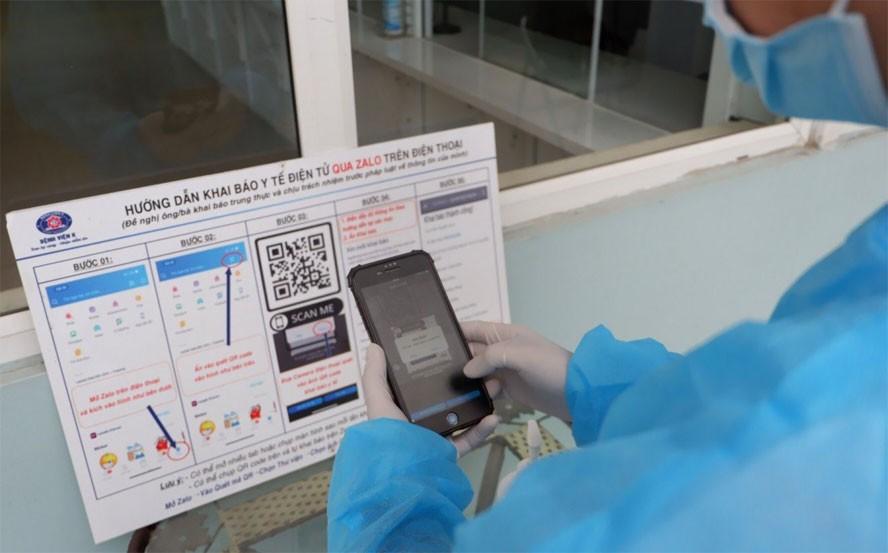 Phát hiện các ca nhiễm Covid-19 từ xét nghiệm người ho, sốt, Hà Nội kêu gọi toàn dân khai báo y tế