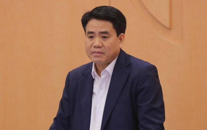 Ông Nguyễn Đức Chung tiếp tục bị khởi tố về tội lợi dụng chức vụ, quyền hạn