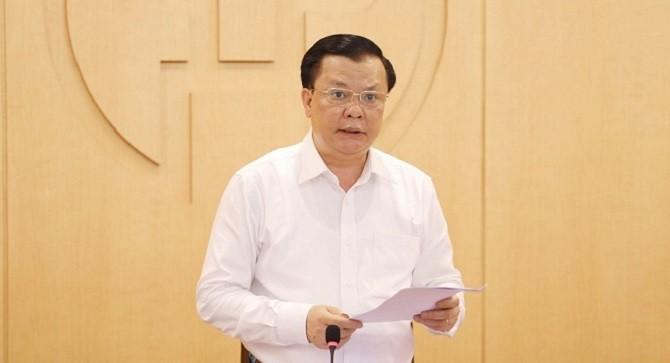 Bí thư Thành ủy Hà Nội: Quyết định áp dụng Chỉ thị 16 đã được chuẩn bị kỹ
